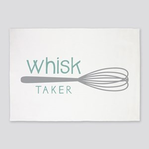 Whisk Taker 5'x7'Area Rug