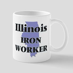 Illinois Iron Worker Mugs
