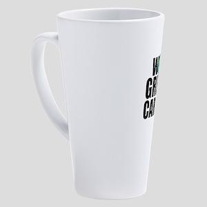 World's Greatest Carpenter 17 oz Latte Mug