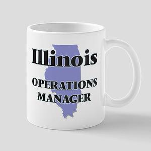 Illinois Operations Manager Mugs