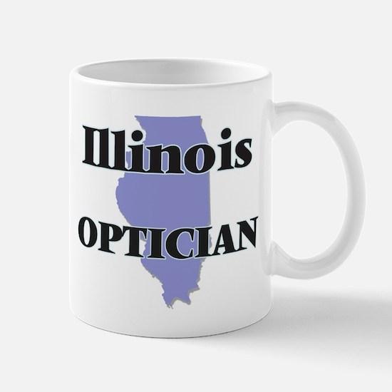Illinois Optician Mugs