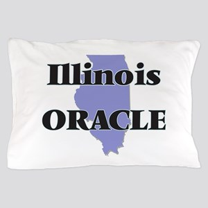 Illinois Oracle Pillow Case