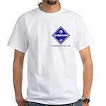 Buddhism White T-Shirt