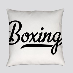 boxing Everyday Pillow