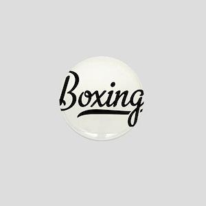 boxing Mini Button
