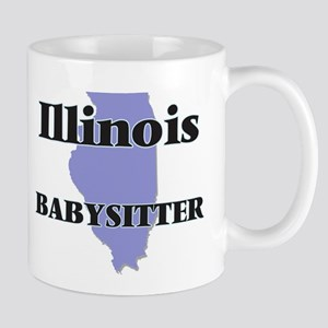Illinois Babysitter Mugs
