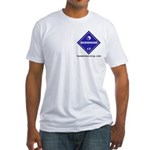 Buddhism Fitted T-Shirt