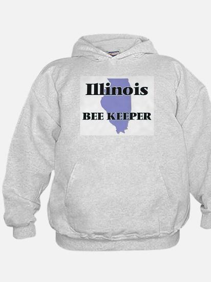 Illinois Bee Keeper Hoody