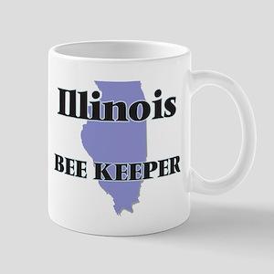 Illinois Bee Keeper Mugs