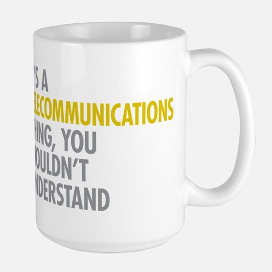 Telecommunications Thing Mugs