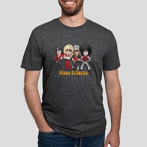 Disco Inferno Cartoon 1 T-Shirt