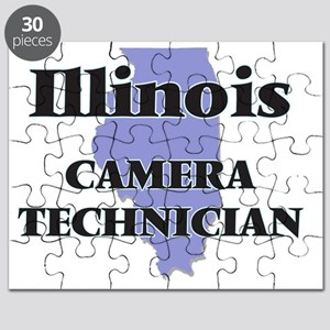 Illinois Camera Technician Puzzle