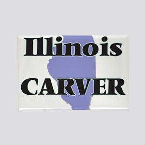 Illinois Carver Magnets