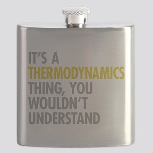 Thermodynamics Thing Flask
