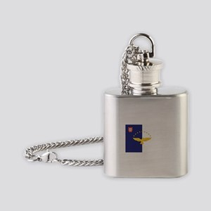 Azores Flask Necklace