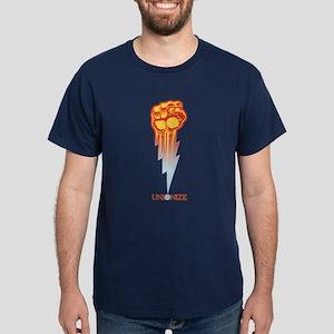 Unionize - Lightning Fist Dark T-Shirt
