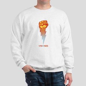 Unionize - Lightning Fist Sweatshirt