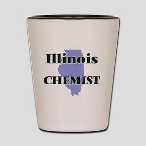 Illinois Chemist Shot Glass