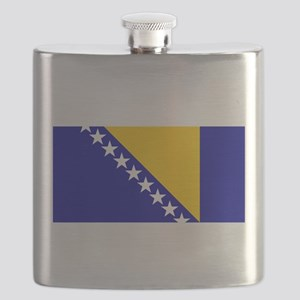 Bosnia and Herzegovina Flask