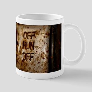 Off Run Off Mug