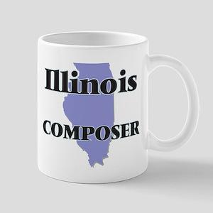 Illinois Composer Mugs