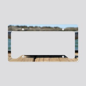 Dock Cleats License Plate Holder