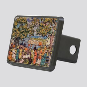 Picnic by Prendergast Rectangular Hitch Cover