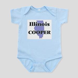 Illinois Cooper Body Suit