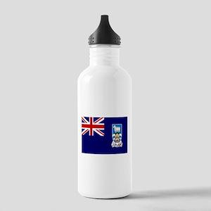 Falkland Islands Sports Water Bottle
