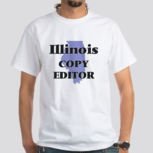 Illinois Copy Editor T-Shirt