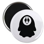 Scary Nun Magnets