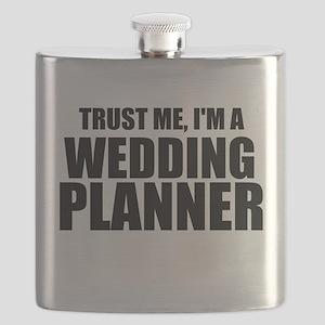 Trust Me, I'm A Wedding Planner Flask