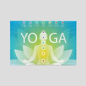 Yoga Chakra Activation Magnets