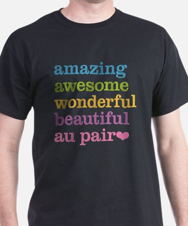 Amazing Au Pair T-Shirt