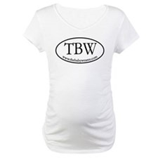 TBW Oval Maternity T-Shirt
