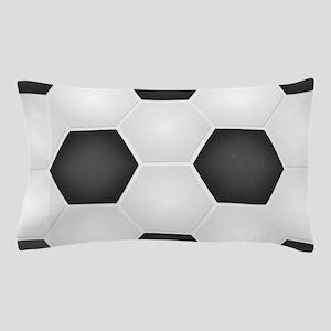 Football Ball Texture Pillow Case
