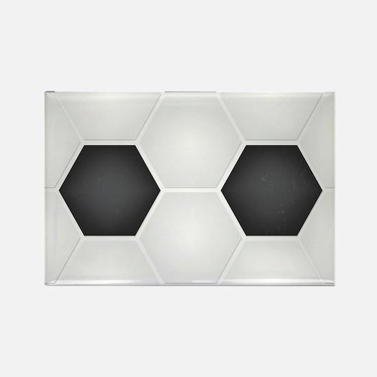 Football Ball Texture Magnets