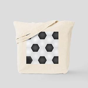 Football Ball Texture Tote Bag