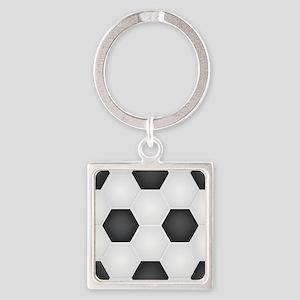 Football Ball Texture Keychains