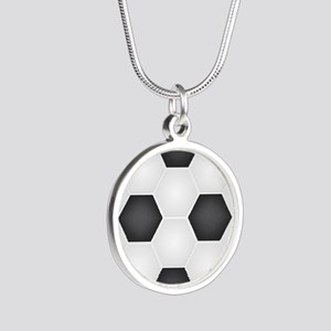 Football Ball Texture Necklaces