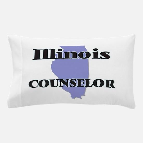 Illinois Counselor Pillow Case