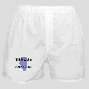Illinois Counselor Boxer Shorts