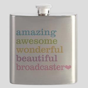 Amazing Broadcaster Flask