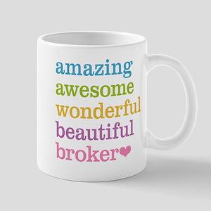 Amazing Broker Mugs