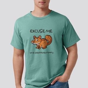 Rude Squirrel T-Shirt