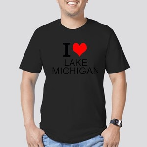 I Love Lake Michigan T-Shirt