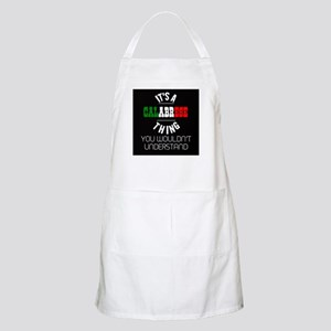 Calabrese Thing Apron