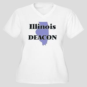 Illinois Deacon Plus Size T-Shirt