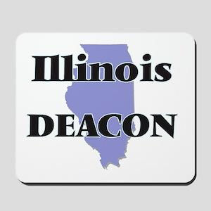 Illinois Deacon Mousepad