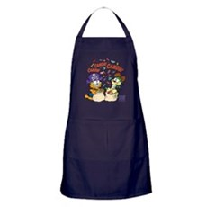 Candy! Candy! Candy! Apron (dark)
